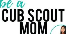 be a Cub Scout Mom