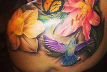 Bad Ass Tattoos. / by Arlene Vasquez