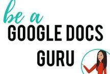 be a Google Docs Guru