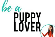 be a Puppy Lover