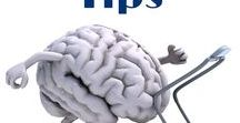 Brain Health Tips / Brain health, brain food, and supplements. Tips to enhance your brain function, fitness, and memory.