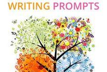 Writing kickstarts and prompts / Prompts and other writing kickstarts