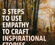 Intuitive writers / Tips for intuitive writers, highly sensitive people, and particularly INFPs