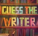Quiz kid / Quizzes about writing, writers, books
