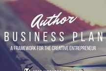Entrepreneur creatives / Tips for creatives who are starting a business, author writing plans, hard stuff like that