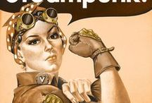 Steampunk / Steampunk all the everything