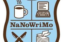 Prewriting draft prep / NaNoWriMo prep if you're a loon, predraft prep for the rest of us