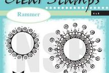 Clearstamps - Rammer