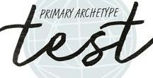 Branding - Brand Personality/Archetype / Brand quiz, brand story, archetype test