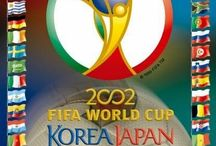 Korea Japan 2002 by Panini