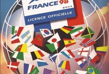 France 1998 by Panini