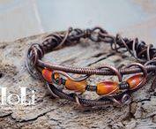 IoLi's Wire Bracelets / Wire Bracelets - Βραχιόλια με σύρμα