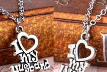 Couple Necklaces below $10 / Couple Necklaces clearance. Shop with the amazing price!