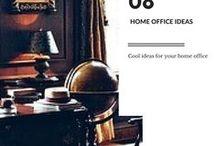Office Ideas / Cool Office Ideas