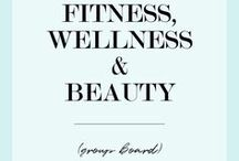 Fitness, Wellness & Beauty | Group Board / This board is for all things related to healthy lifestyle, fitness and beauty.  Pin as often as you want but make sure it isn't spammy.  Only VERTICAL pins, please. (*horizontal pins will be deleted without notice). When you submit your pin, make sure you RE-PIN AT LEAST ONE from others.  To join this board:  1. Follow me @fitannclassy and send me a request via email at anna@fitnclassy.org  2. Follow this board #fitness #wellness #beauty #healthy #recipes #weightloss