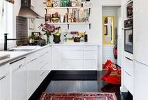Kitchens / https://fairmeadowplace.blogspot.com