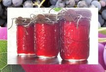 Jams, Jellies, Preserves / https://fairmeadowplace.blogspot.com