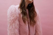 Think PINK / Inspiration fashion pink pictures