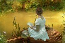 ❀...Blissful Retreats / by Jen Luff