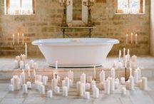 ❀...Blissful bathrooms / by Jen Luff