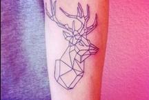 tattoos / by Amanda Bettis