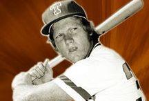 Texas Baseball Retired Jerseys / Retired jerseys of Texas Baseball legends / by Texas Longhorns