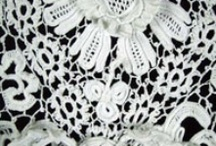 Lace and Curtains / by Ellen Coffin