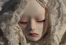 Dolls and Doll-like Things / by Ellen Coffin