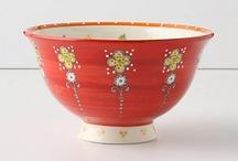 Plates, Cups, Bowls  / by Ellen Coffin