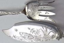 Silverware / by Ellen Coffin