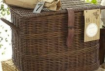 Got 'a love your baskets !!