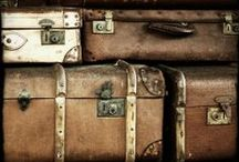 ❀...Suitcases & Trunks