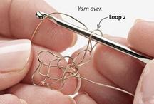 Useful crochet tips