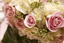 ❀...Pretty little floral bunches