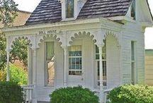 TINY HOUSES and SHEDS