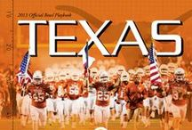 2013 Texas Football Game Programs / 2013 Texas Football Digital Guides presented by Statesman.com. (Game programs are only published for home games.) / by Texas Longhorns