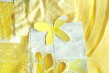 ❀...White & Yellow