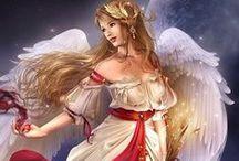 ❀...Angels Beside Me / by Jen Luff