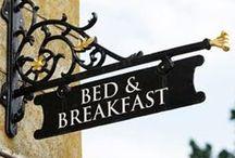 ❀...Bed & Breakfast / by Jen Luff