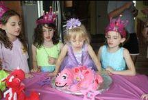 Fairytale Princess Party