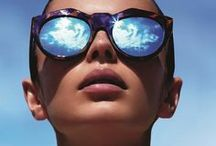 Mirrored Sensations / A curated selection of mirrored sunglasses from sunglasscurator.com