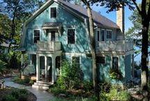 ❀...Sweet Aqua Cottage