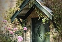 ❀...A Woodland Cottage