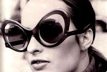 FALL FOR THE 60's / Twist and shout- the 60's have made a comeback as one of the main trends of this season!  From roaring cat eye shapes to sassy full rounds or mysterious oversized Jackie O's, vintage inspired sunglasses are ready to embellish this fall's stylish looks.