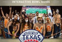 2014 Texas Football Game Programs / 2014 Texas Football Digital Guides presented by Austin American-Statesman. (Game programs are only published for home games.) / by Texas Longhorns