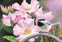 ❀...My Garden Pinks
