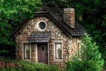 ❀...A Stone Home / by Jen Luff