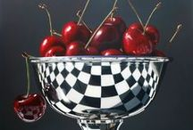 ❀...Berries & Cherries / by Jen Luff