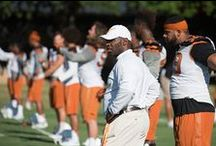 2015 Texas Football fall practice / Follow the Texas Longhorns as they prepare for the 2015 season opener on Saturday, Sept. 5 at Notre Dame (6:30 p.m. CT / NBC) in South Bend, Ind.