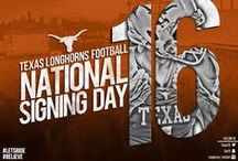 Texas Football 2016 Signing Day / #NSD2016 • Feb. 3, 2016